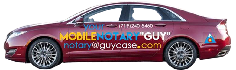 Your Mobile Notary Guy